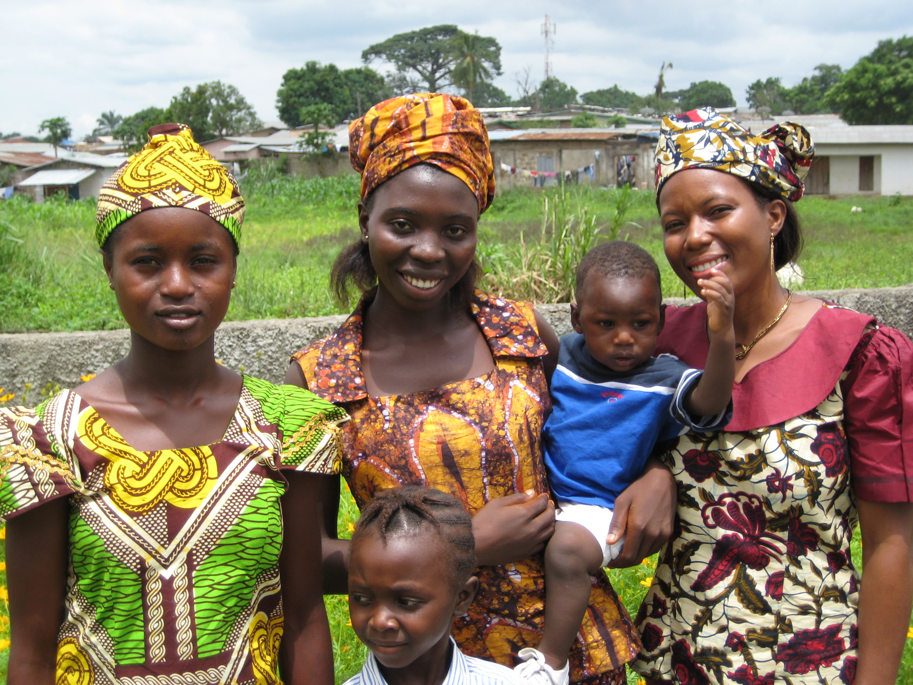 Krio women who want experienced translation provided for them
